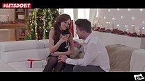LETSDOEIT - Threesome for Christmas (Tina Kay & Alexis Crystal) Vorschaubild