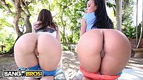 BANGBROS - Linda Gapes & Mariah Milano Get Their Big Asses Fucked