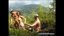 german teen banged in nature porn image