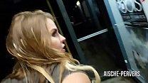 aische-pervers - An der Bushaltestelle ÖFFENTLICH GEFICKT pornhub video