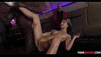 Cuck witness his wife Gina Gerson banging two BBCs thumbnail