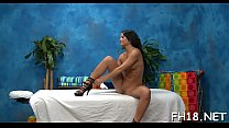 Attractive teenie gets pussy and throat drilled