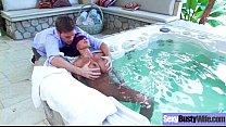 (Jewels Jade) Superb Mature Lady With Big Melon Juggs Love Intercorse clip-11