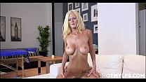 Big Tits Petite Blonde MILF Stepmom Olivia Blu