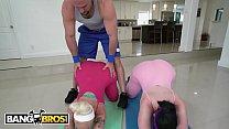Bangbros - Pawg Pornstars Virgo Peridot And Alexis Andrews Fuck Their Trainer Jmac