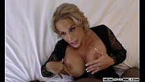 Stepson Watching Mom Alyssa Lynn Fucking A Bbc