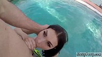 Teen girl monst er dick Spring Break Break