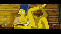 simpsons sex video