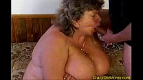 Crazy old mom gets big cock's Thumb