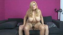 Dirty sex with slut busty housewife صورة