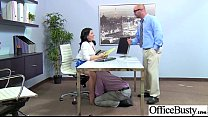 (casey cumz) Slut Girl With Big Round Tits Get Bang hard In Office mov-10