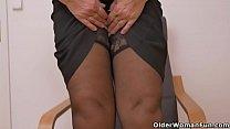 An older woman means fun part 221