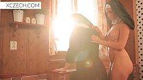 Weird crazy porn with cathlic nuns and monster ◦ (porrn.com) thumbnail