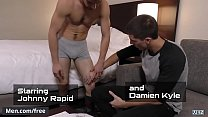 Damien Kyle and Johnny Rapid - Hands On Learning - Big Dicks At School - Trailer preview - Men.com