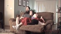 [Cock Ninja Studios] Brother and Sister Watch Scary Movie and Fuck Preview