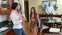 Flunking Step Daughter Gets A Golden Rachel Starr - 9Club.Top