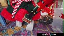 Xmas Sex for Naughty Teen Elf(Lucie Cline) 01 clip-20