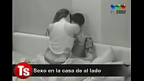 Ezequiel y Victoria se matan teniendo sexo en la casa de Gran Hermano Argentina