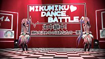 Append's Mikus in MMD Battle (With SEX) LAMB by [バッチモ]