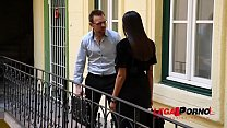 9976 Business Seduced by Horny Milf Alyssia Kent For Hardcore DP Threesome GP063 preview