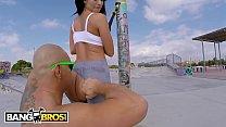 BANGBROS - PAWG Franceska Jaimes Gets ANAL In Public From Nacho Vidal - 9Club.Top