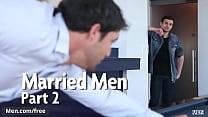 Men.com - (Erik Andrews, Jack King) - Str8 to Gay - Trailer preview
