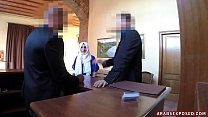 Image: Meet new sexy Arab girlfriend and my boss fuck her good for you to see