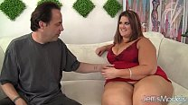 Fat and Horny BBW Erin Green hardcore sex video
