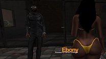 MAKING MOVES (Orgasmic Second Life, SL Sex) Ebony, Gardin Foresight, Tha1stLady