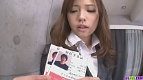 sexy Japanese girl get fuck after work thumb