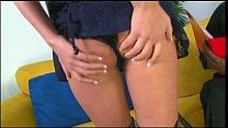 Brunette teen loves banged by big black cock - more on DigitalTeenPorn.com preview image