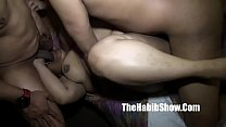 BBW taking dick threesome whore