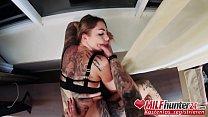 Milf Hunter & Big Ass Bitch Mia Blow Enjoy A Ju