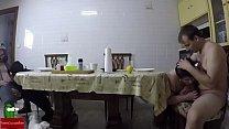 8761 Orgía en casa de Jesús y Pamela después de comer.GUI010 preview