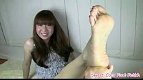 Kawaii Japanese Milf Is A Pro With Her Toes
