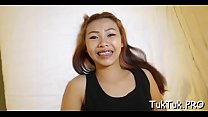 Sugary thai cutie demosntrates her magnificent body