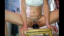 Annabelle Dangel plug in pussy first time thumbnail