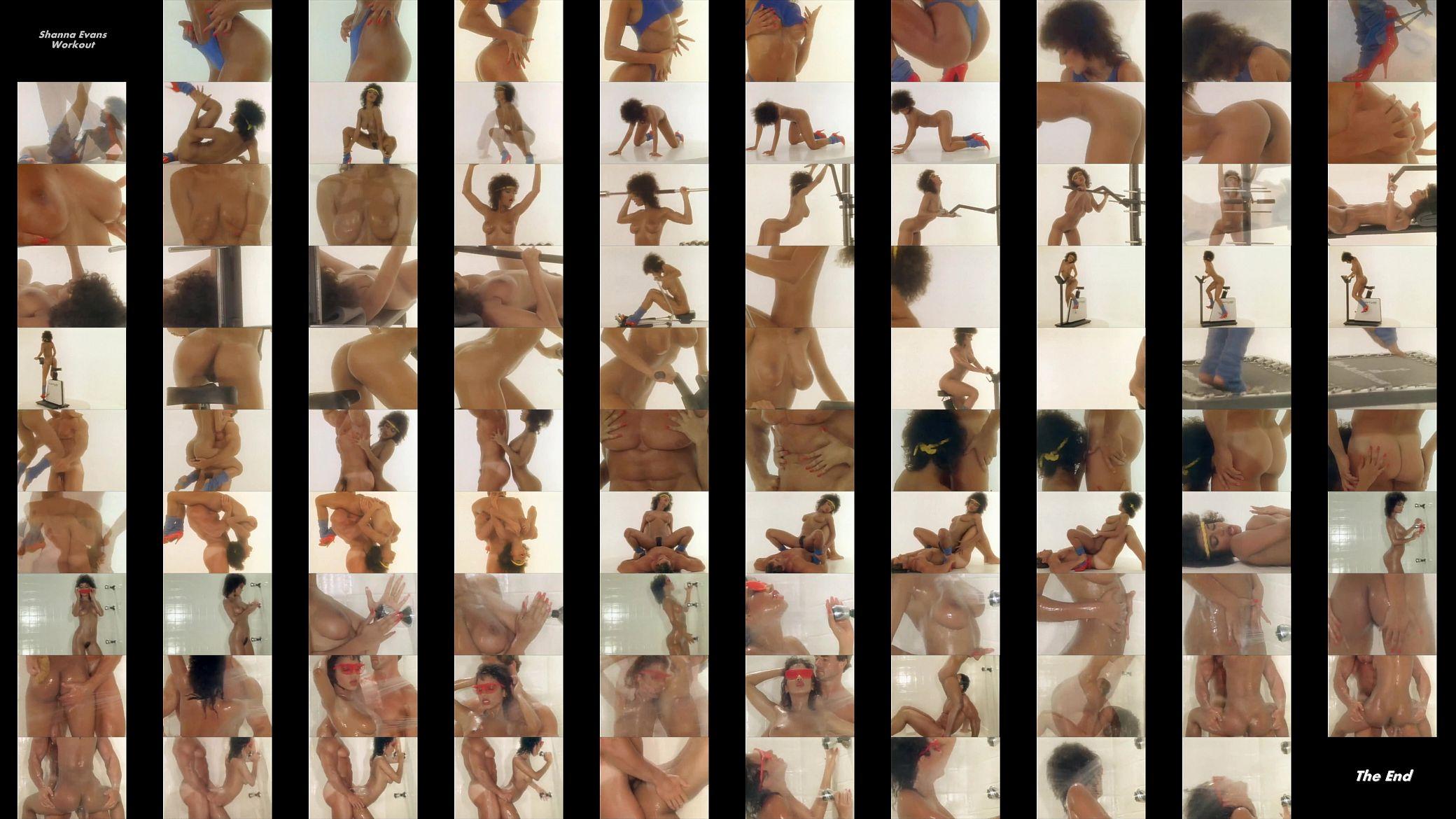 Shanna evans vintage pics nude