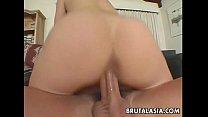 Asian cock gobbler sucking on a fella then fucking him