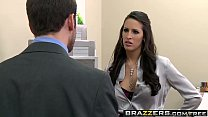 Big Tits at Work -  Architect Sex scene starring Kortney Kane and James Deen