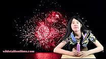 Happy Sexy New Year Starring Alexandria Wu