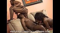 LaydaPipe.com - Cinnabunz  Amile Waters & Byron Long thumbnail