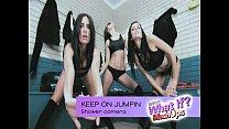 Shower Girls Orgy - Zafira, Anette Dawn, Eve Angel, Sandy thumbnail