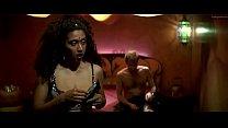 Vicenta N'Dongo follando en Airbag pornhub video
