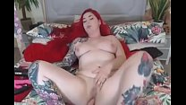 hot redhead deepthroating and fucking dildo - wetwebcams.eu