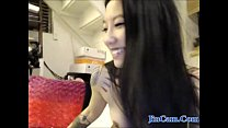 Asian chick masturbation webcam show's Thumb