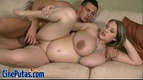 Embarazada Nalgona coge duro thumbnail