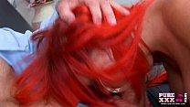 PureXXXFilms redhead punker girl fucked hard thumbnail