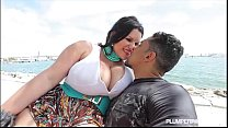 Sexy Busty Big Tit Latina BBW Angelina Castro pornhub video