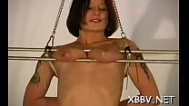 Breast Slavery Leads To Severe Torture Moments On Live Cam